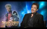 Guardians of the Galaxy: Benicio Del Torro