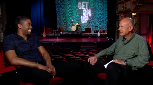Get On Up: Chadwick Boseman