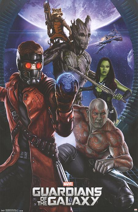 Guardians of the Galaxya