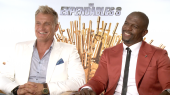 The Expendables: Dolph Lundgren & Terry Crews