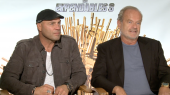 The Expendables: Randy Couture & Kelsey Grammer