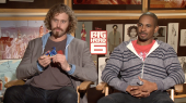Big Hero 6: Damon Wayans, Jr. and TJ Miller