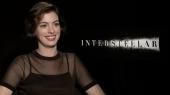 Interstellar: Anne Hathaway