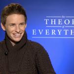 The Theory of Everything: Eddie Redmayne