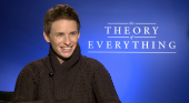The Theory of Everything: Eddie Redmayne