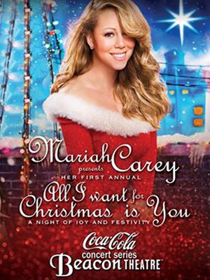 All I Want for Christmas is You Poster