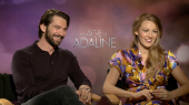 The Age of Adaline: Blake Lively & Michiel Huisman