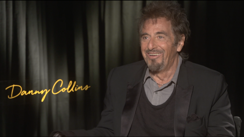 Danny Collins: Al Pacino