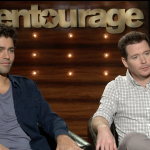 Entourage: Adrian Grenier & Kevin Connolly