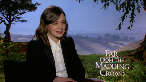 Far From The Madding Crowd: Carey Mulligan