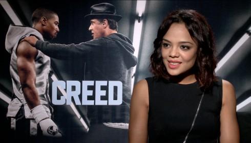 Creed: Tessa Thompson