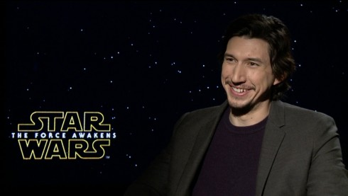 Star Wars - The Force Awakens: Adam Driver