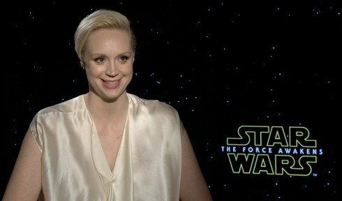 Star Wars - The Force Awakens: Gwendoline Christie