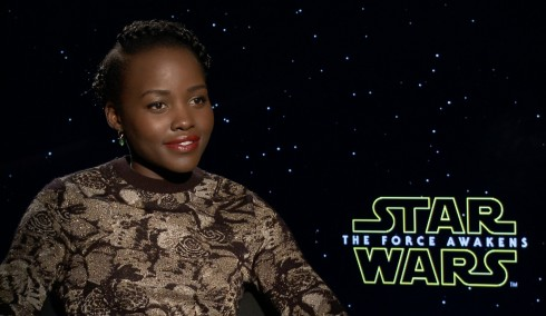 Star Wars: The Force Awakens Lupita Nyong'o