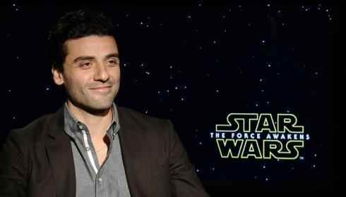 Star Wars - The Force Awakens: Oscar Issac