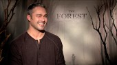 The Forest: Taylor Kinney