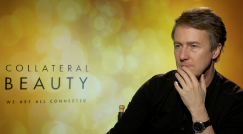 Collateral Beauty: Edward Norton