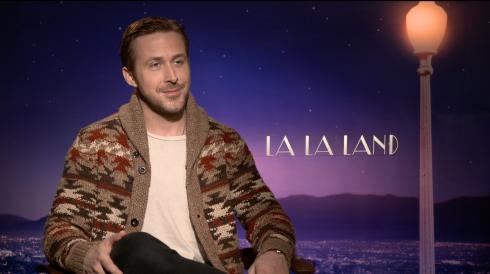 La La Land: Ryan Gosling