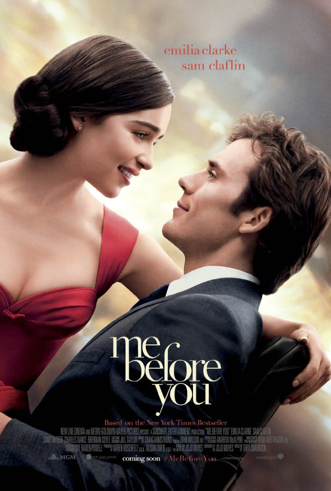 Me Before You: Movie Poster