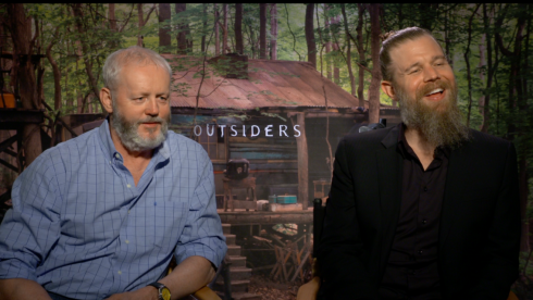 Outsiders: David Morse & Ryan Hurst