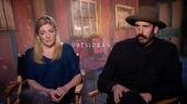Outsiders: Rebecca Harris & Mark Jeffrey Miller
