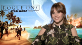 Rogue One - A Star Wars Story: Felicity Jones
