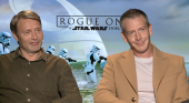 Rogue One - A Star Wars Story: Mads Mikkelsen & Ben Mendelsohn