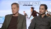 Rogue One - A Star Wars Story: Alan Tudyk & Riz Ahmed