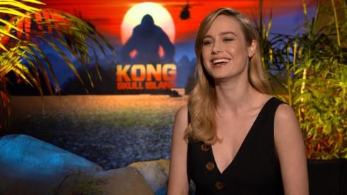 Kong: Skull Island: Brie Larson