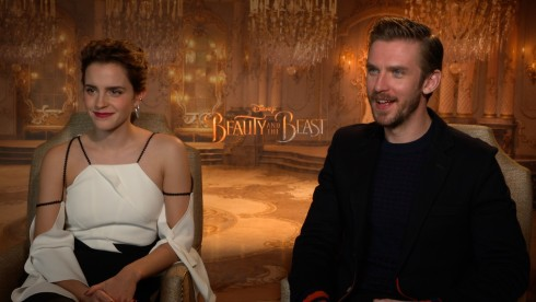 Beauty and the Beast: Emma Watson & Dan Stevens