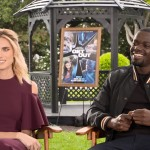 Get Out: Daniel Kaluuya and Allison Williams