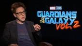 Guardians of the Galaxy 2: James Gunn