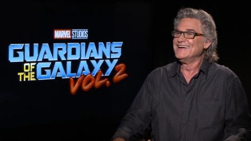 Guardians of the Galaxy 2: Kurt Russell