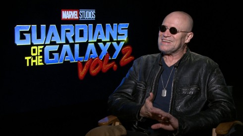 Guardians of the Galaxy 2: Michael Rooker