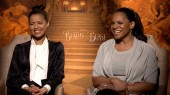 Beauty and the Beast: Gugu Mbata-Raw & Audra McDonald