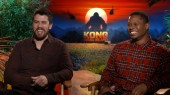 Kong: Skull Island: Toby Kebbell and Jason Mitchell