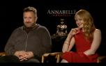 Annabelle Creation: Anthony LaPaglia & Miranda Otto Intl