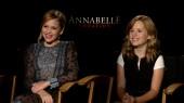 Annabelle Creation: Talitha Bateman & Lulu Wilson Domestic