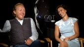 Game of Thrones: Indira Varma & Jerome Flynn