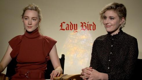 Lady Bird: Greta Gerwig & Saoirse Ronan