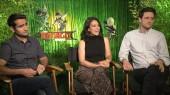 Lego Ninjago Movie: Abbi J, Kumail Nanjiani, Zach Woods