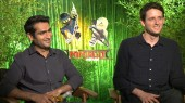 Lego Ninjago Movie: Kumail Nanjiani & Zach Woods