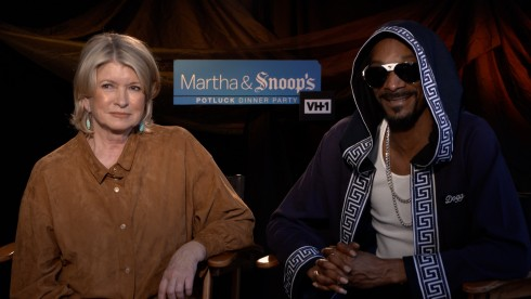 Martha & Snoop's Potluck Dinner Party: Martha & Snoop 2