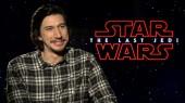 Star Wars The Last Jedi: Adam Driver