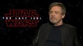 Star Wars The Last Jedi: Mark Hamill