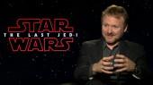 Star Wars The Last Jedi: Rian Johnson