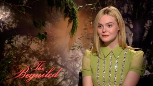 The Beguiled: Elle Fanning