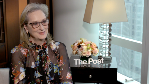 The Post: Meryl Streep