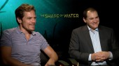 The Shape Of Water: Michael Shannon & Michael Stuhlbar
