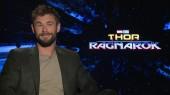 Thor Ragnarok: Chris Hemsworth